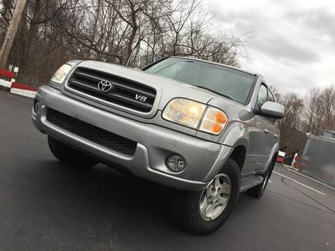 2003 Toyota Sequoia for sale in Taftville, CT