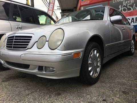 2001 Mercedes-Benz E-Class for sale in Taftville, CT