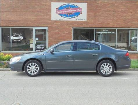 2011 Buick Lucerne for sale in Rushville, IL