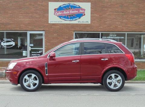 2015 Chevrolet Captiva Sport Fleet for sale in Rushville, IL