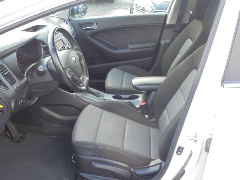 2015 Kia Forte EX 4dr Sedan - Rushville IL