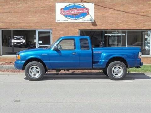 2001 Ford Ranger for sale in Rushville, IL
