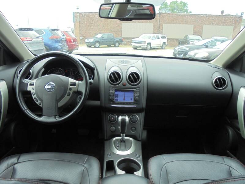 2011 Nissan Rogue AWD SV 4dr Crossover - Rushville IL