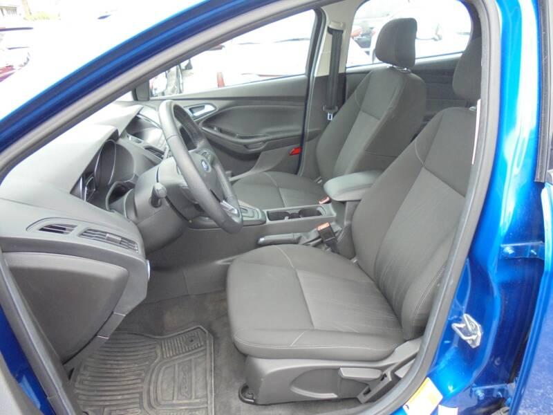 2018 Ford Focus SE 4dr Hatchback - Rushville IL