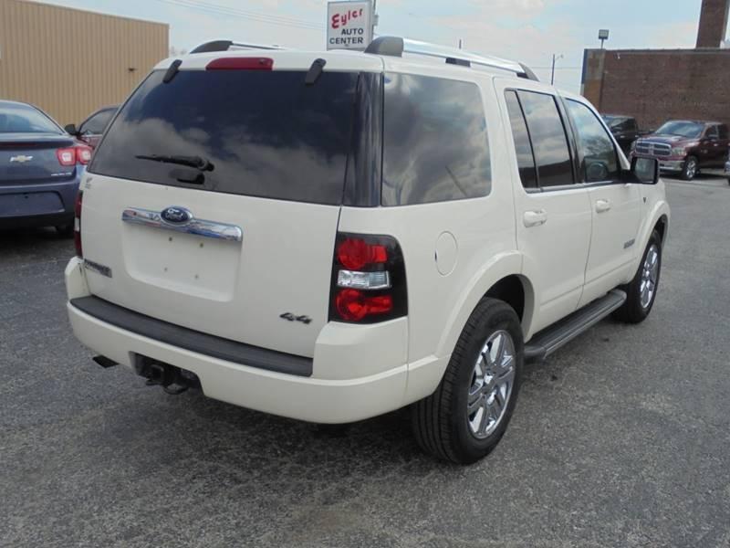 2008 Ford Explorer 4x4 Limited 4dr SUV (V8) - Rushville IL