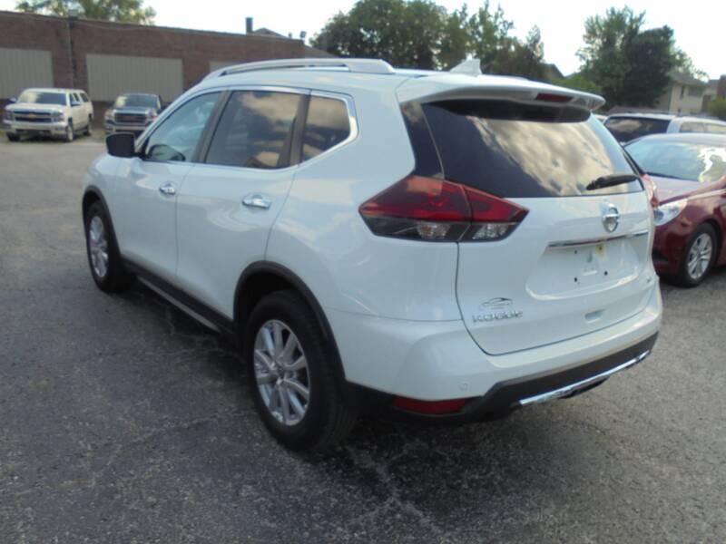 2019 Nissan Rogue SV 4dr Crossover - Rushville IL