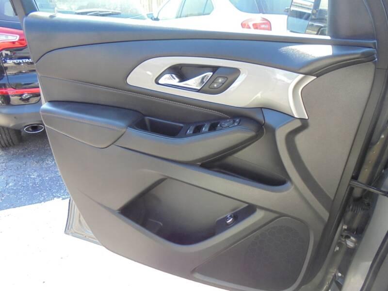 2018 Chevrolet Traverse LT Cloth 4dr SUV w/1LT - Rushville IL
