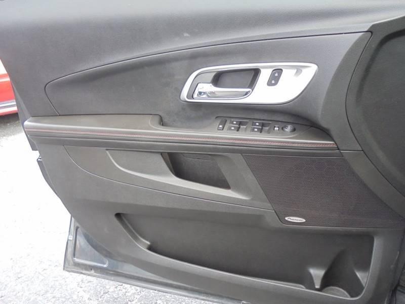 2014 Chevrolet Equinox AWD LT 4dr SUV w/2LT - Rushville IL