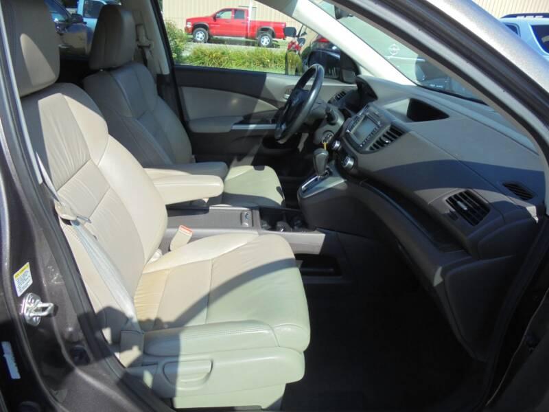2013 Honda CR-V AWD EX-L 4dr SUV w/Navi - Rushville IL