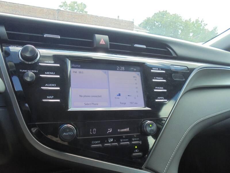 2019 Toyota Camry SE 4dr Sedan - Rushville IL