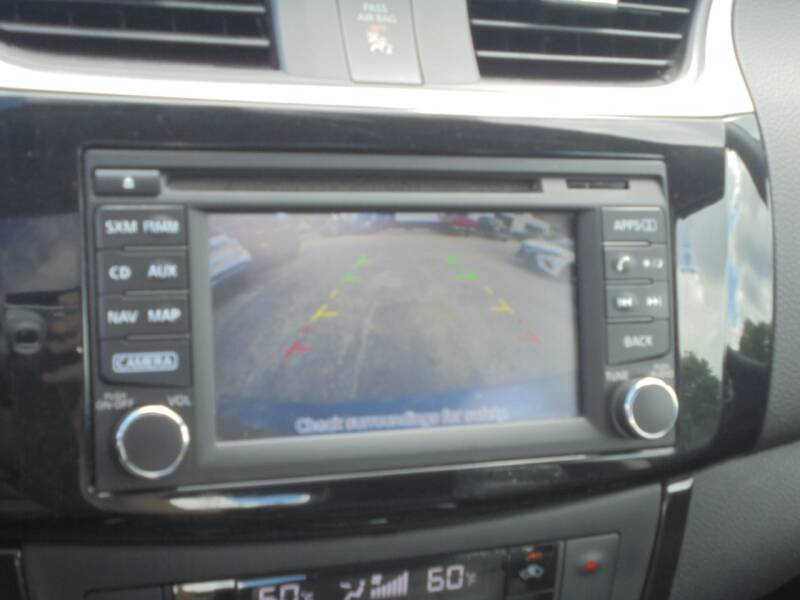 2017 Nissan Sentra SL 4dr Sedan - Rushville IL