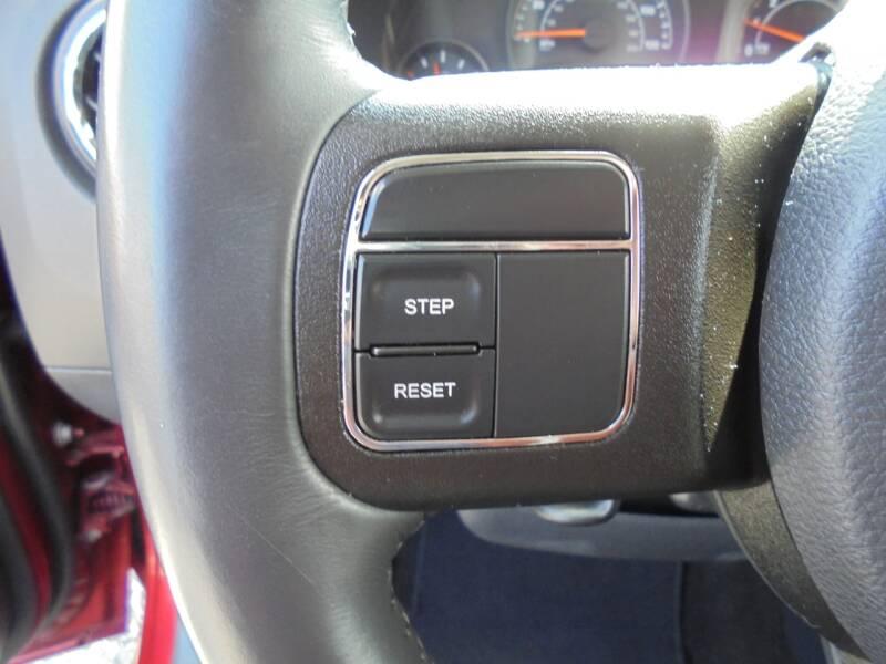 2016 Jeep Patriot 4x4 Latitude 4dr SUV - Rushville IL