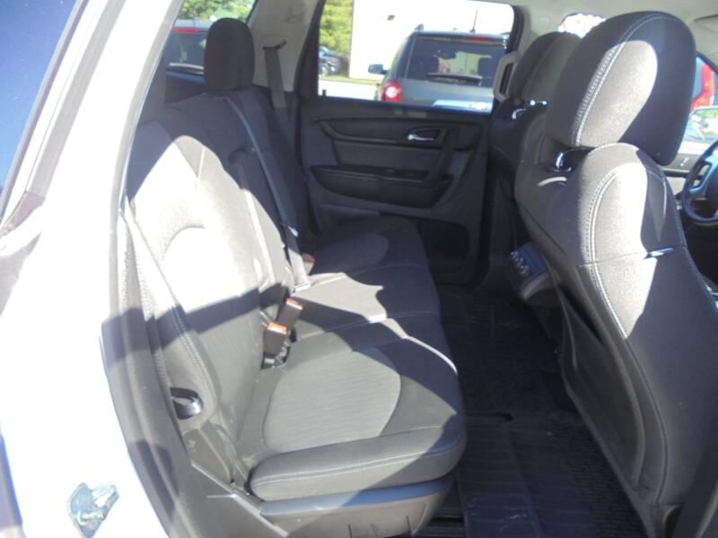 2017 Chevrolet Traverse LT 4dr SUV w/1LT - Rushville IL