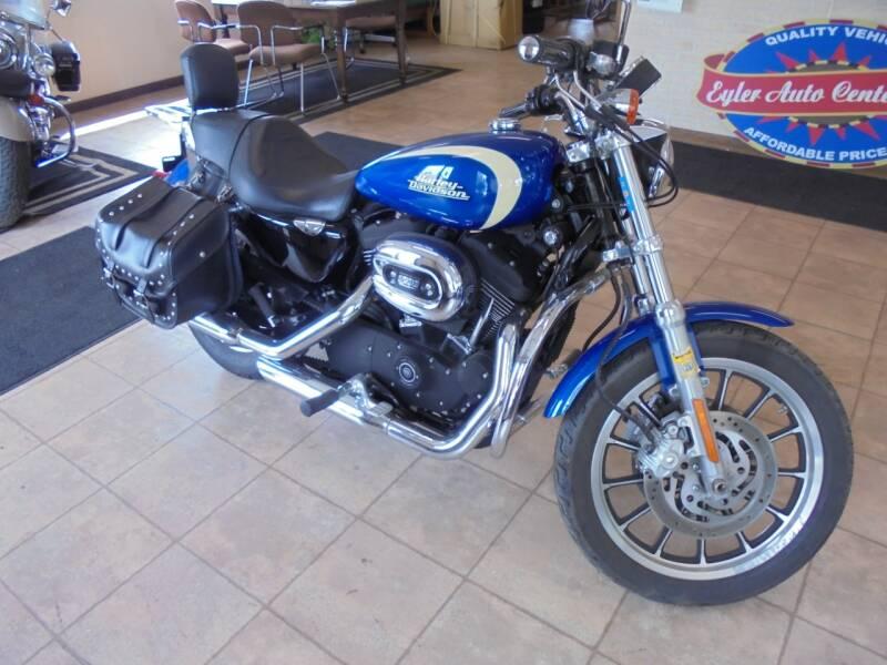 2008 HARLEY DAVIDSON SPORTSTER 1200 MOTORCYCLE - Rushville IL