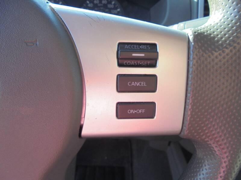 2019 Nissan Frontier 4x4 SV 4dr Crew Cab 5 ft. SB 5A - Rushville IL
