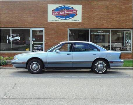 1995 Oldsmobile Eighty-Eight Royale for sale in Rushville, IL