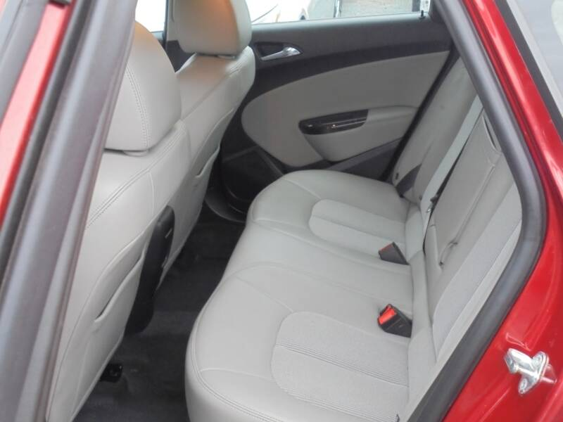 2016 Buick Verano Sport Touring 4dr Sedan - Rushville IL