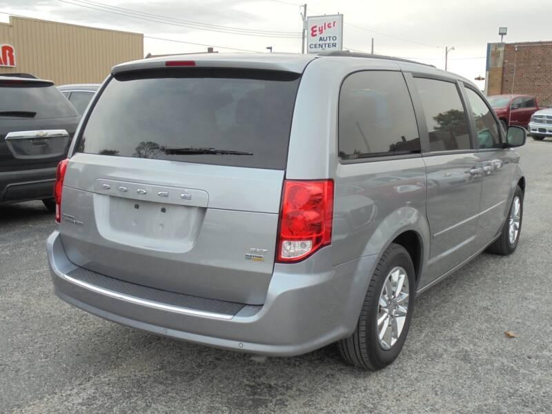 2016 Dodge Grand Caravan SXT 4dr Mini-Van - Rushville IL