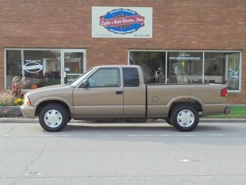 2002 GMC Sonoma for sale in Rushville, IL
