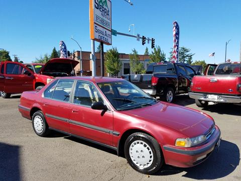 1990 Honda Accord for sale in Salem, OR