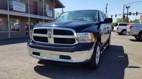2013 RAM Ram Pickup 1500 for sale at SIERRA AUTO LLC in Salem OR