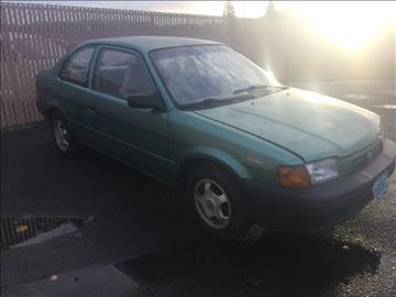 1996 Toyota Tercel for sale in Salem, OR