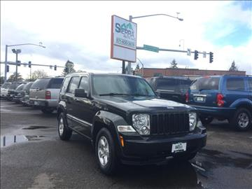 2012 Jeep Liberty for sale in Salem, OR