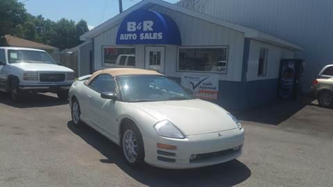2001 Mitsubishi Eclipse Spyder for sale in Terre Haute, IN
