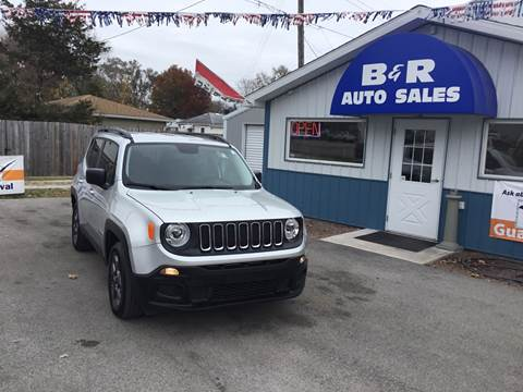 2017 Jeep Renegade for sale in Terre Haute, IN