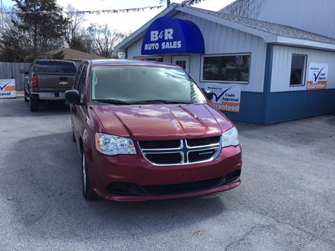 2015 Dodge Grand Caravan for sale in Terre Haute, IN