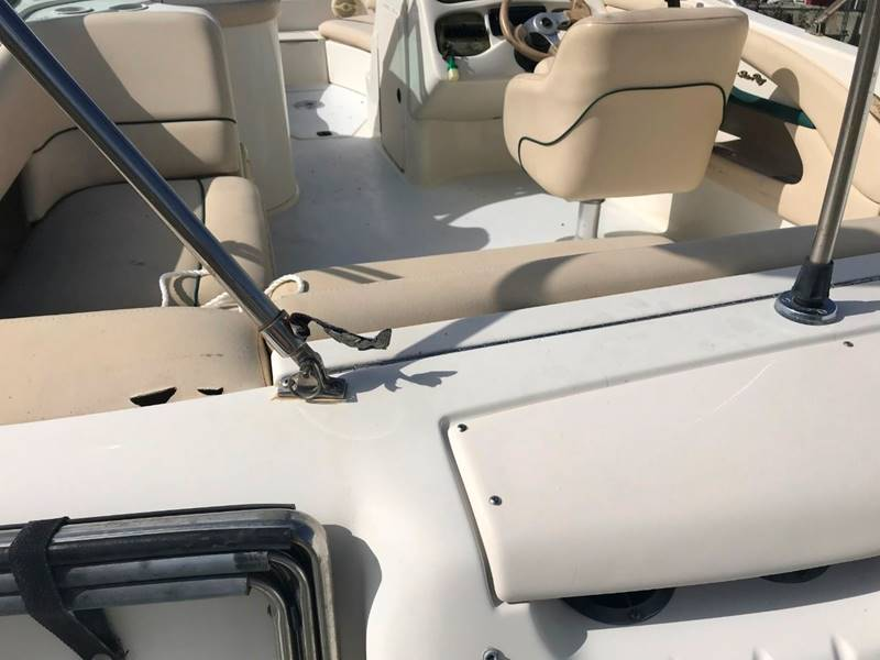 1999 Sea Ray Sundeck 210 21 FT SPORT BOAT In Holly Hill FL - BALBOA