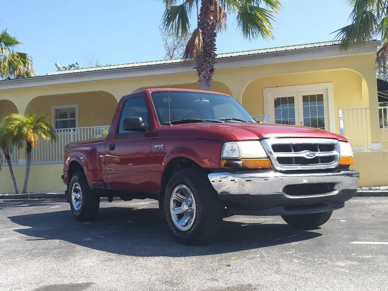 1999 Ford Ranger & Ford Used Cars Used Cars For Sale Holly Hill BALBOA USED CARS u0026 TIRES markmcfarlin.com