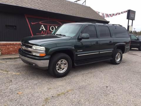 2001 Chevrolet Suburban for sale in Oklahoma City, OK