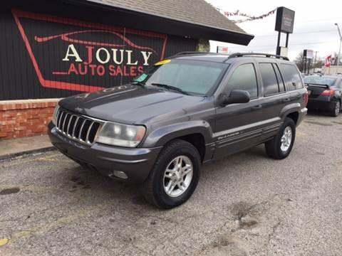 2002 Jeep Grand Cherokee for sale in Oklahoma City, OK