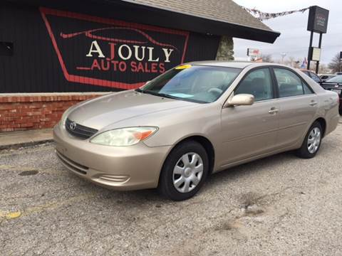 2004 Toyota Camry for sale in Oklahoma City, OK