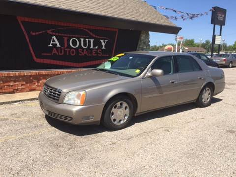 2002 Cadillac DeVille for sale in Oklahoma City, OK