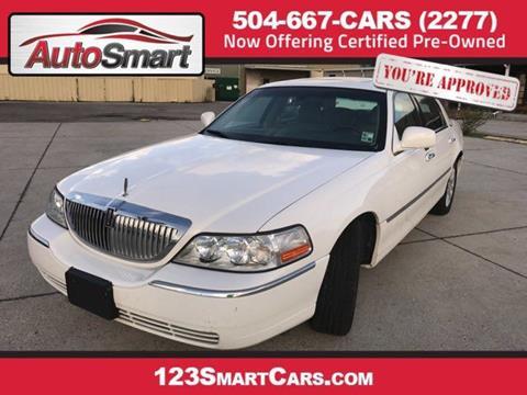 2007 Lincoln Town Car for sale in Harvey, LA