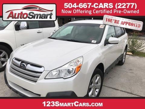 2014 Subaru Outback for sale in Harvey, LA