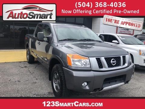 2015 Nissan Titan for sale in Harvey, LA