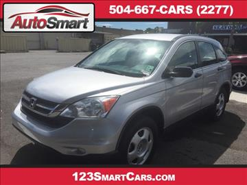 2010 Honda CR-V for sale in Harvey, LA