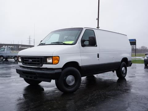 2004 Ford E-Series Cargo for sale in Holland, MI