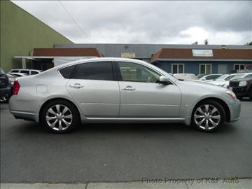 2006 Infiniti M35 for sale in Campbell, CA