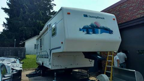 1999 Sunny Brook 5TH WHEEL for sale in Greenwood, WI