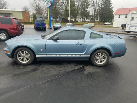2005 Ford Mustang for sale in Greenwood, WI