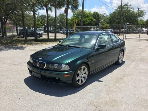 2003 BMW 3 Series for sale in Fort Lauderdale, FL