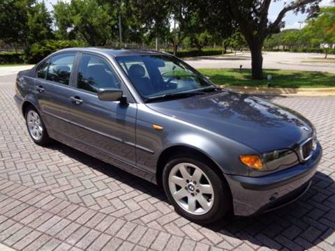 2002 BMW 3 Series for sale in Fort Lauderdale, FL