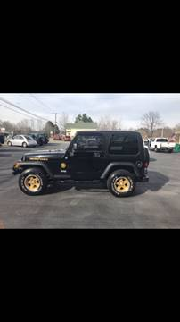 2006 Jeep Wrangler Unlimited for sale in Greenbrier, AR