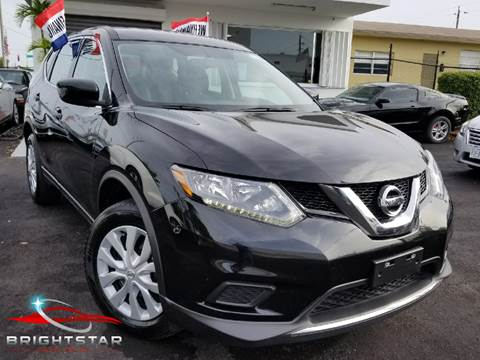 2016 Nissan Rogue for sale in Hollywood, FL