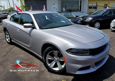 2016 Dodge Charger for sale in Hollywood, FL