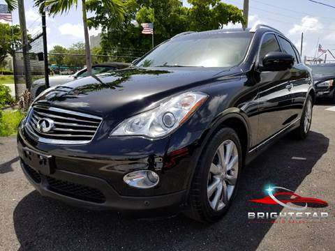 2014 Infiniti QX50 for sale in Hollywood, FL